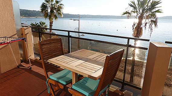 Bandol appartement T2 classé location saisonniere face a la ...